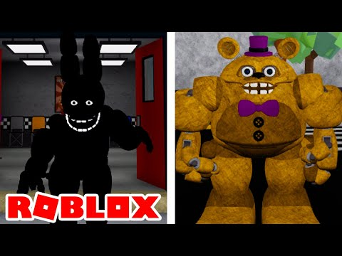 How To Get Secret Character 5 and Secret Character 6 in Roblox Fredbears Mega Roleplay
