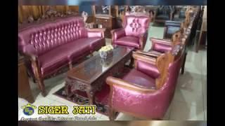 Siger Jati Pusatnya Furniture Lampung
