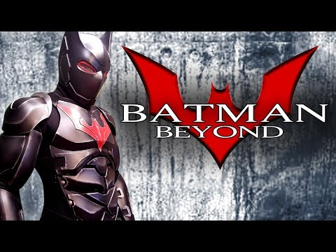 How to become Batman Beyond