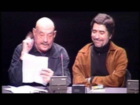 Joaquín Sabina y José Hierro en Tertulias Poéticas