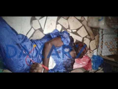 (5 Photos) Le corps du sénégalais dissimulé dans son congélateur au Gabon(Ames sensibles s'abstenir)
