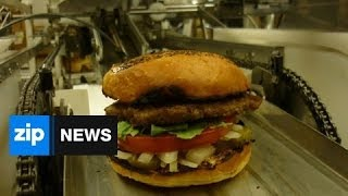 Burger Robot Will Revolutionize Fast Food - August 12, 2014
