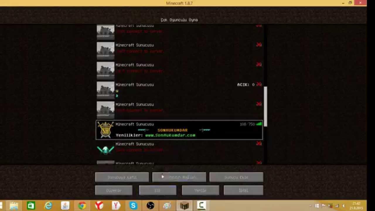 2 And Pc 7 1 Minecraft Servers Ip
