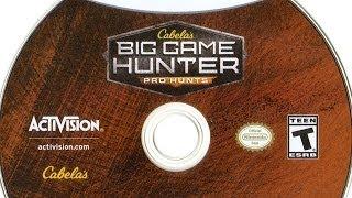 CGR Undertow - CABELA'S BIG GAME HUNTER: PRO HUNTS review for Nintendo Wii U