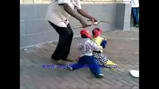 YardMan & Dancing Puppets
