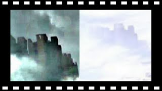 * NATURE * Strange * Ghost Town in the clouds, Blue Beam, Fata Morgana, Vortex,parallel Universe !!