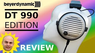 Beyerdynamic DT990 EDITION - Headphones Review - 250 Ohm