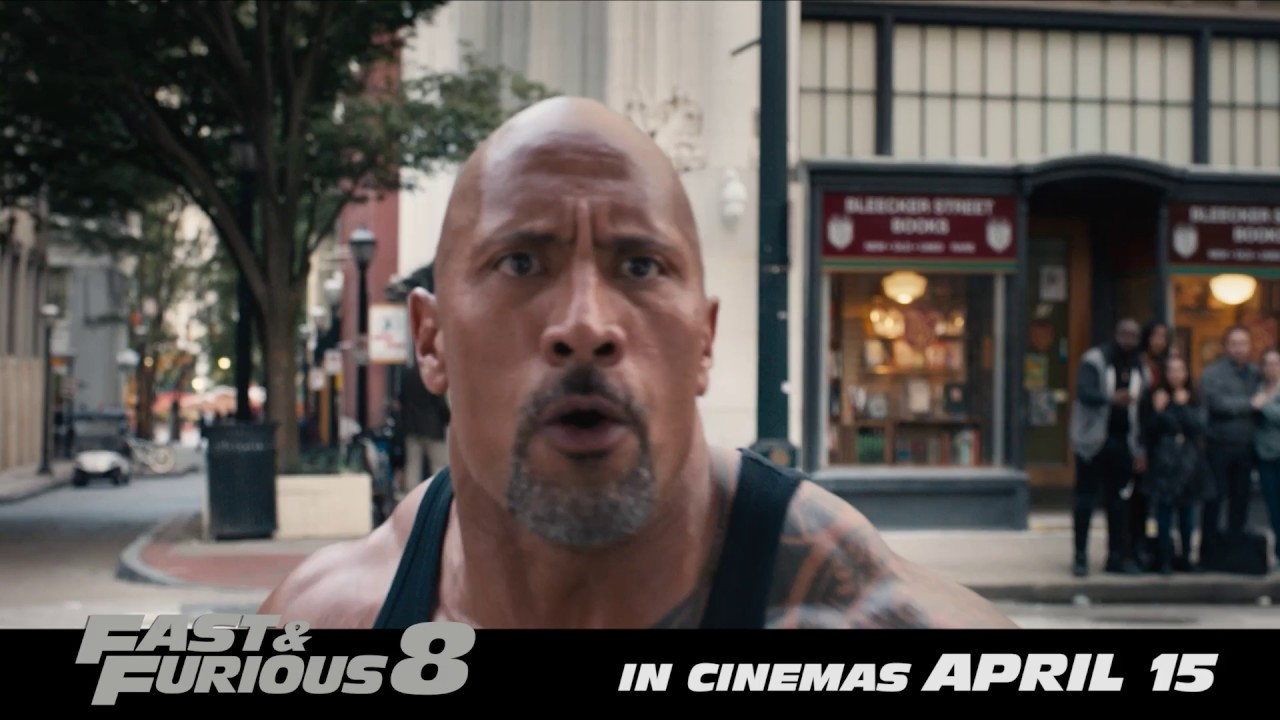 The Rules Have Changed 'fast & Furious 8' Opens April 15 #f8