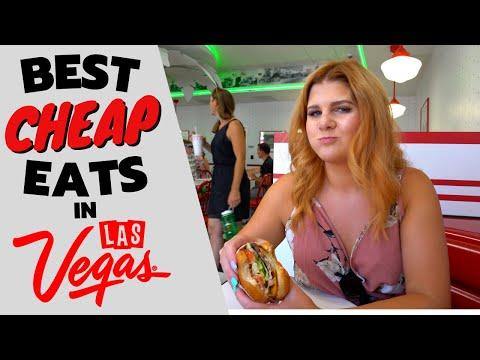 The BEST Cheap Eats in Las Vegas Under $10! 🍕🌮