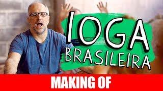 Vídeo - Making Of – Ioga Brasileira
