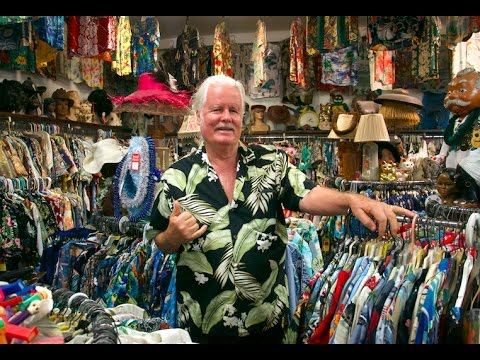 Bailey's Antiques and Aloha Shirts, Honolulu