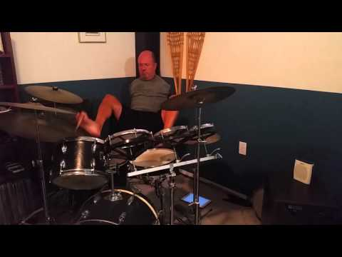 """Alvin Law drumming to """"Yes I Can"""""""