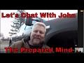 John from The Prepared Mind Channel. Politics, Preparedness, Free Masonry, Precious Metals & More.