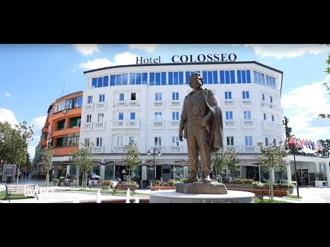 LIVING - HOTEL COLOSSEO TIRANA