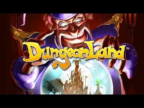 Dungeonland [1] - Scruffles, the silent dungeon master