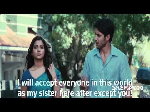 Ye Maya Chesave scenes - Naga Chaitanya proposing to Samantha