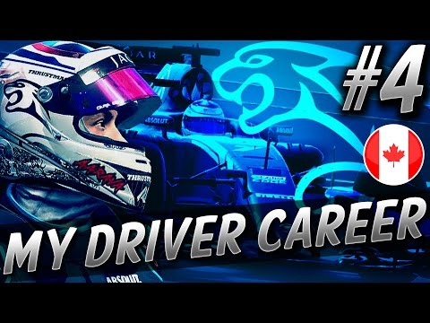 ALL THE TOP TEAMS FIGHT RACE LONG! - F1 MyDriver CAREER S5 PART 4: CANADA