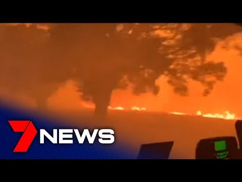 Fears Victoria's bushfire emergency is not over yet | 7NEWS