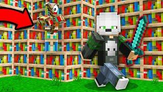 SECRET HIDING SPOTS in Minecraft MURDER MYSTERY