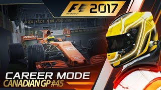 F1 2017 Career Mode Part 45: Untouchable