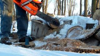"Husqvarna 365 71cc chainsaw ""hotsaw"""