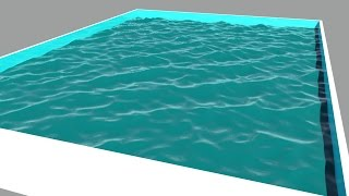 Maya tutorial : Using the Ocean shader
