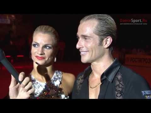 Riccardo Cocchi - Yulia Zagoruichenko (USA), Interview