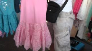 une robe rose de plus pour ma princesse
