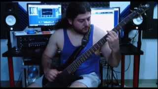 Moonspell - An erotic alchemy - Bass cover