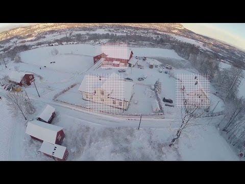 3D scanner drone