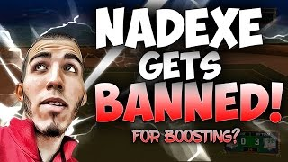 nadexey gets banned again for boosting where is the proof ronnie first superstar 4 banned