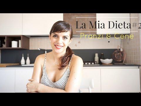 La Mia Dieta #2: Pranzi & Cene | NurseLinda87