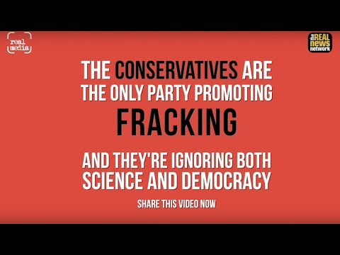 Real Media: UK Drilling Down with Dodgy Fracking Data
