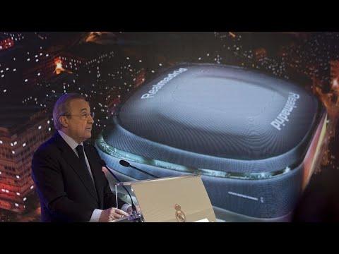 فلورنتينو بيريز رئيساً لنادي ريال مدريد الإسباني للمرة الخامسة على التوالي…  - 18:58-2021 / 4 / 13