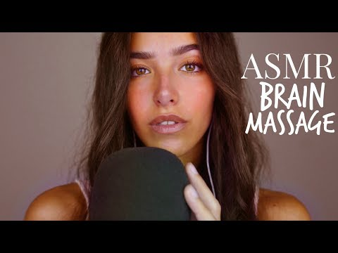 ASMR Brain Massage (Intense Mic Scratching)