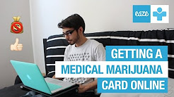 Getting My Medical Marijuana Card Online with Eaze MD
