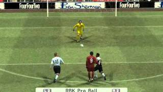 Pes 6 Lob Goals Compilation By Sir Malcolm X ( startimes )