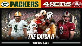 """The Catch II"" (Packers vs. 49ers 1998 NFC Wild Card)"