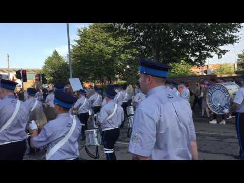 East Belfast Protestant Boys 12th July 2017 Walking Home