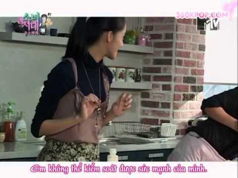 SNSD Yoona  MTV ep 7 1/2 (vietsub)