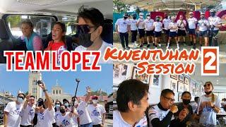 Part 2 Kwentuhan/Kulitan Sessions Compilation | Aira Lopez, Alou, Papa Louie, Len Lopez, Team Lopez