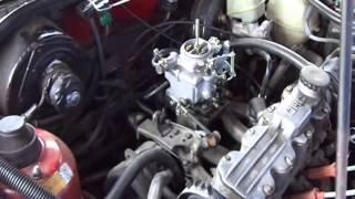 Adaptación de carburador a Daewoo Racer de inyección
