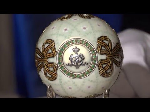 Travel Guide Saint Petersburg, Russia - Faberge Museum