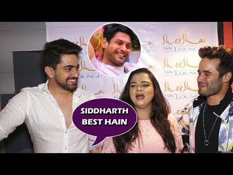 Bigg Boss 13. Zain Imam & Gulfam Khan On Siddharth Shukla, Fights & More