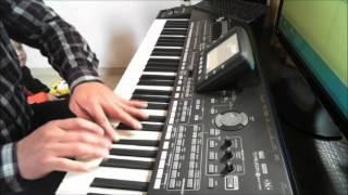 طبلة اورغ keyboard tabla by belal nassar