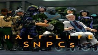 Garry's Mod - Half-Life SNPCs Review