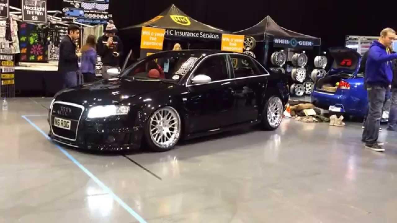 Audi A4 Air Ride Youtube