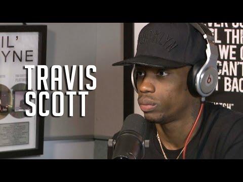 Travis Scott on black people