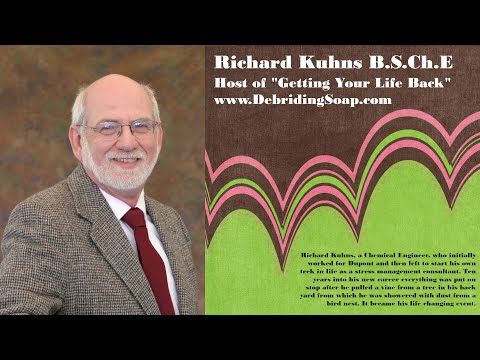 Live Interview with Richard Kuhns B.S.Ch.E