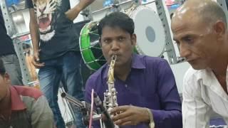 Tere Sang Pyar Me - Saxophone - Shri Kesrinandan Ramayan Mandal, Rau - Indore : Mst. Latif